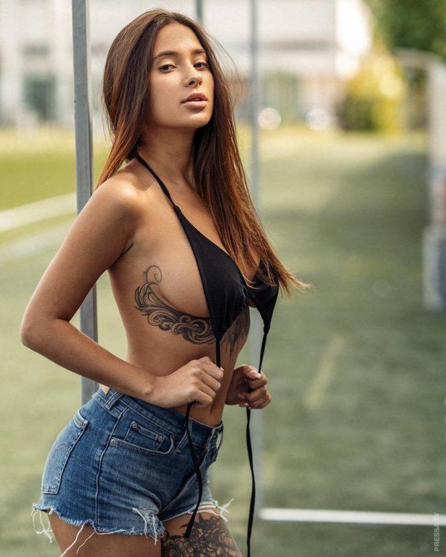 Кристина Щербинина.