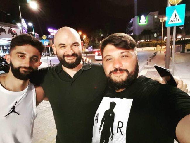 Тамби Масаев и друзья
