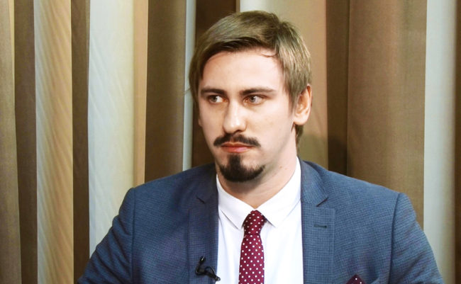 Никита Данюк