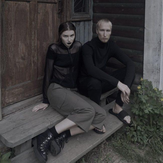 Креслина Анастасия, Николай Костылев
