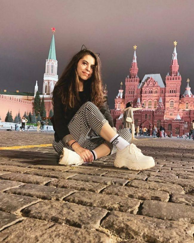 Элина Ильшатовна Фазлетдинова