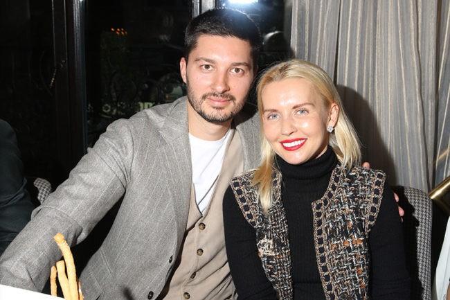 Марина Фомичева и Глеб Горшков