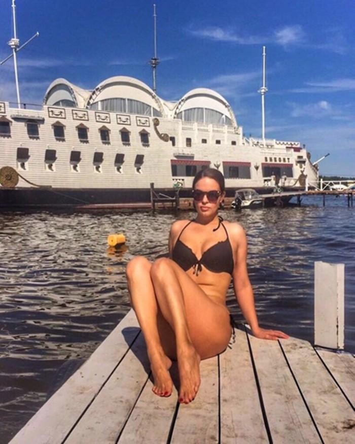Ева Тарлакян фото в Москве