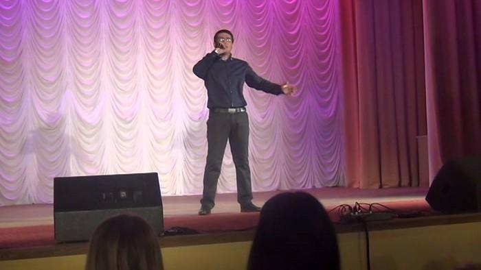 Влад Порфиров выступление