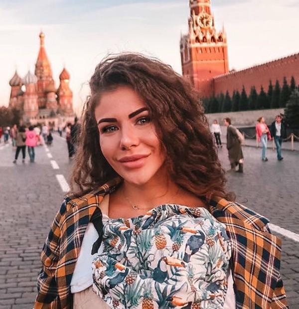 София Стужук в Москве