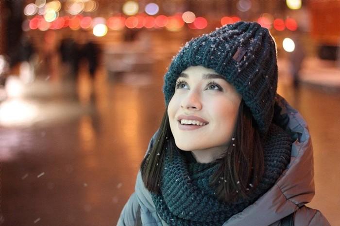Аниса Муртаева в Москве