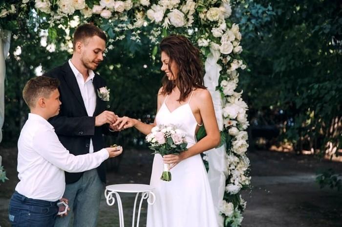 Алексей Квашонкин и его свадьба