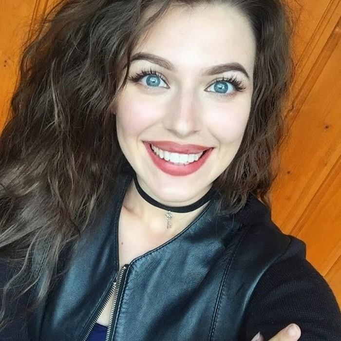Дарья Блохина селфи