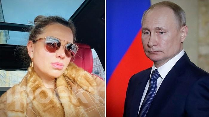 Светлана Кривоногих и Путин