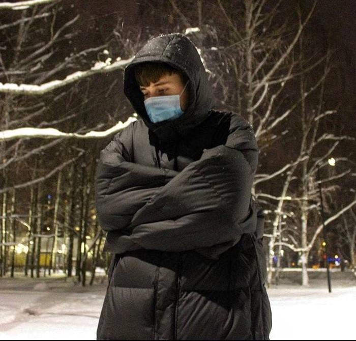 костромин глеб зимой