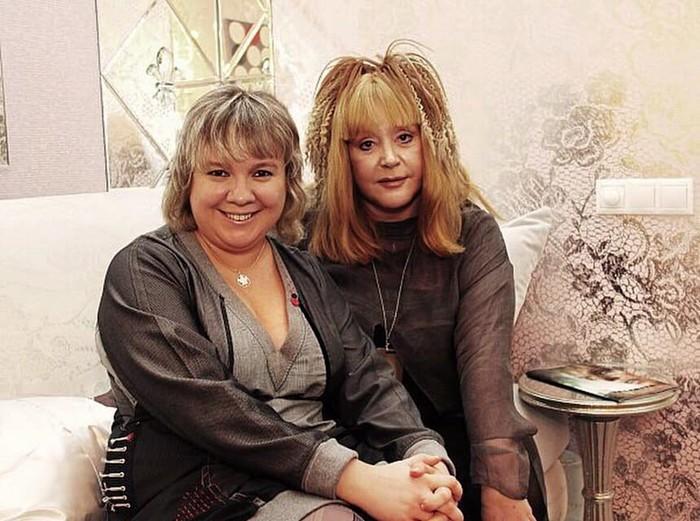 Алена Жигалова фото с пугачевой