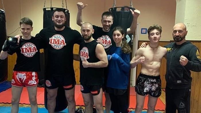Гаджи Наврузов тренер