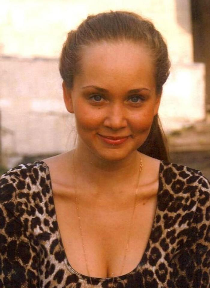 Елена Митюкова фото лица