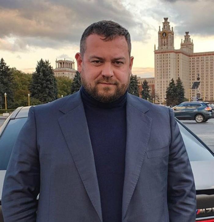 Эрик Давидыч фото в москве