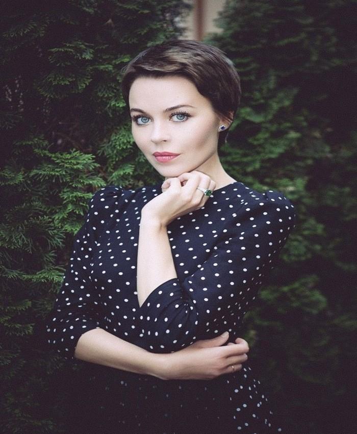 ульяна сергеенко портрет