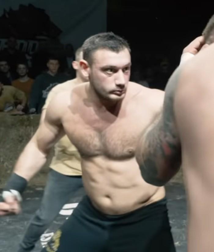 Гаджи фото с ринга