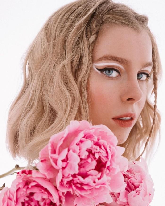 Ира Блан фото макияж