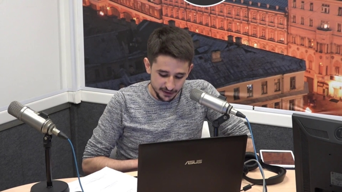 Майкл Наки на радио