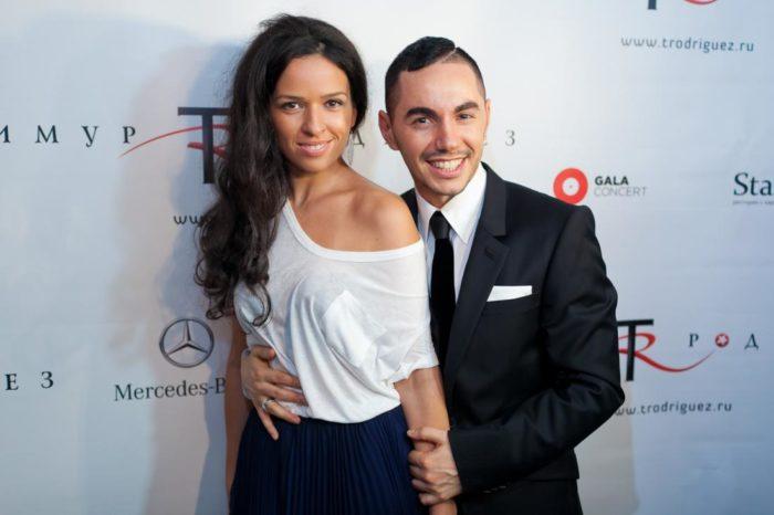 Анна Девочкина фото с мужем