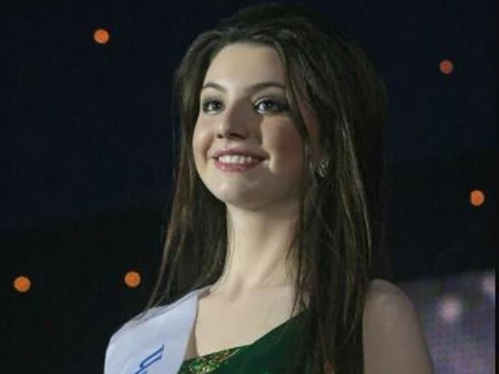 фатима хазуева на шоу Мисс Кавказа