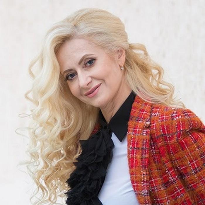 Юлия Ланске фото лица