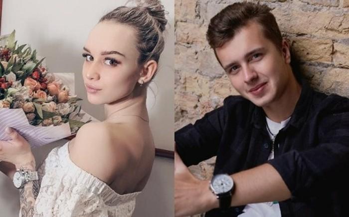 денис ребров и Диана Шуригина