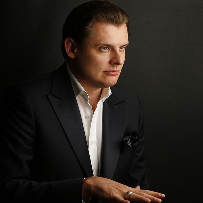 Евгений Понасенков фотосессия