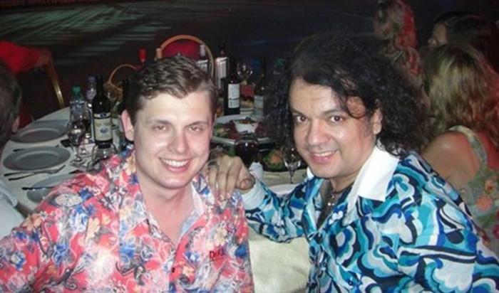 Евгений Понасенков и Филипп Киркоров