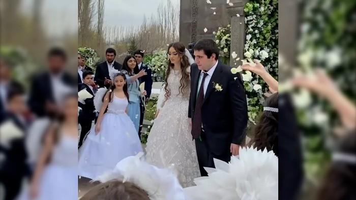 бузанд аветисян свадьба сына фото