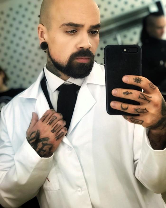 Дмитрий Томашевский селфи