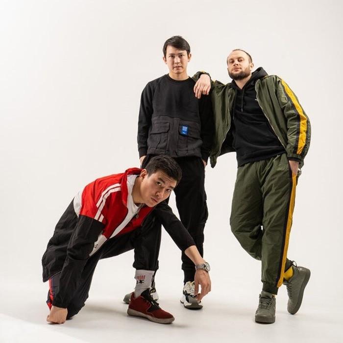 Группа Ирина Кайратовна фотосессия