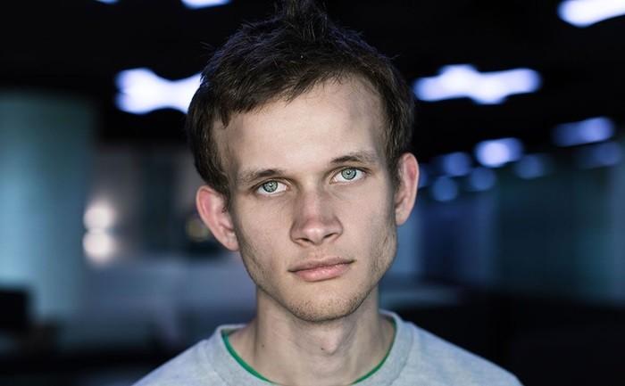 Виталик Бутерин фото лица