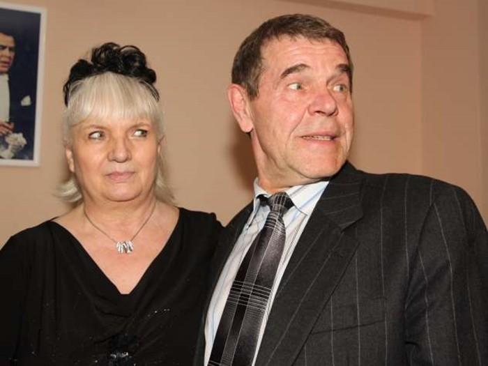 Людмила Булдакова фото с мужем