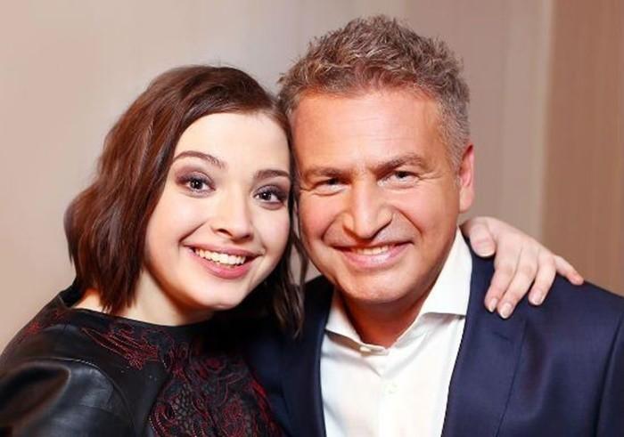 Дарья Антонюк и Агутин