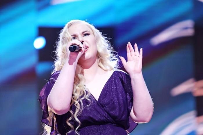 Ксения Бахчалова ан шоу голос