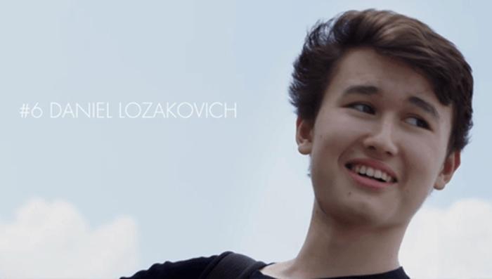 даниэль лозакович