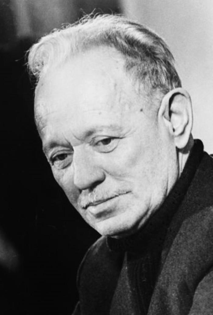 Михаил Шолохов фото лица
