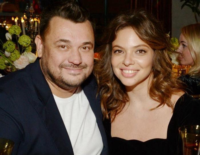 Регина Бурд и Сергей Жуков