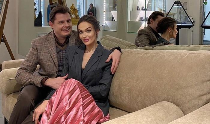 Евгений Понасенков с женой фото