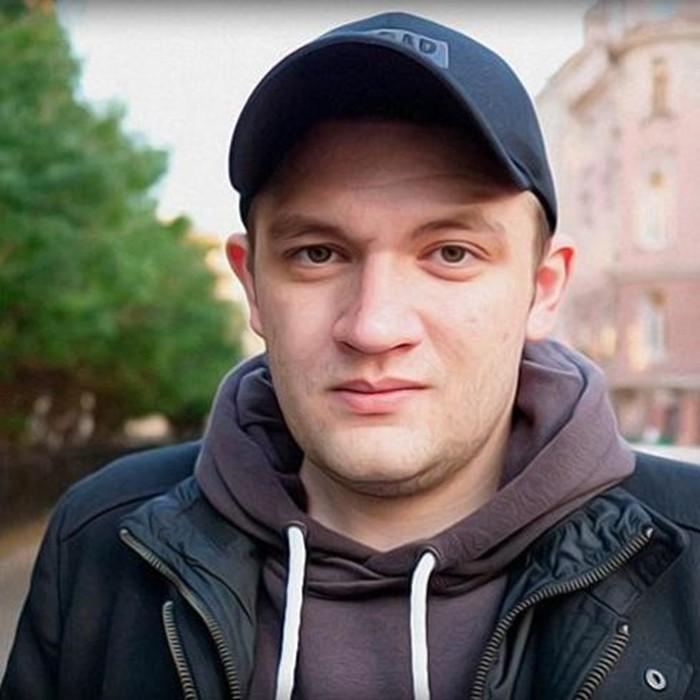 Кузьма Гридин фото лица