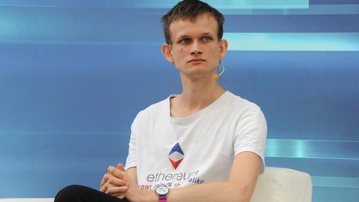 Виталик Бутерин Эфир