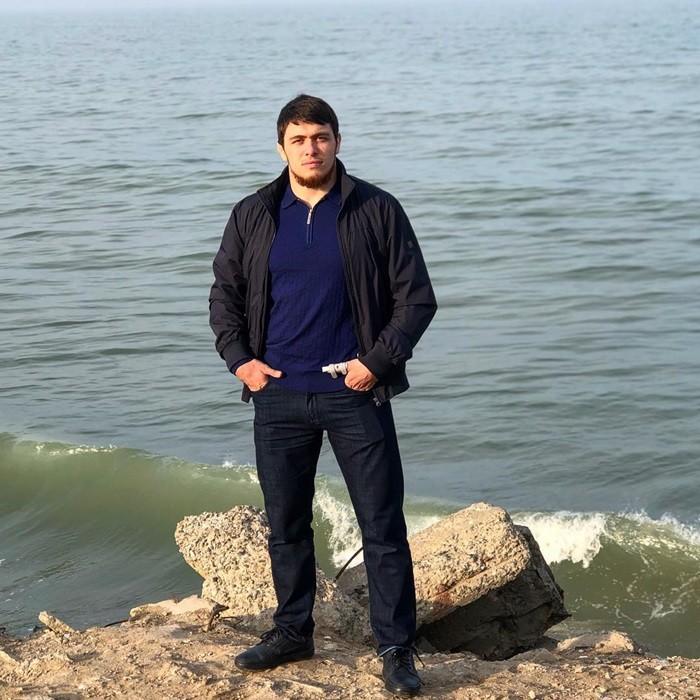 мурад рамазанов море