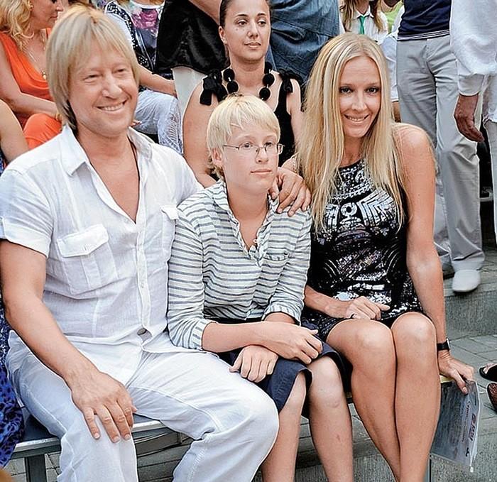 жена Дмитрия Харатьяна