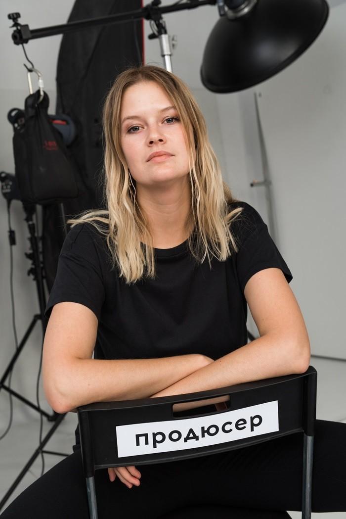 Алена Повышева продюсер