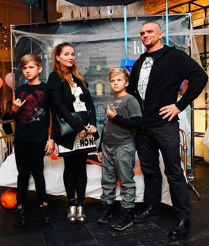 анастасия веденская семья