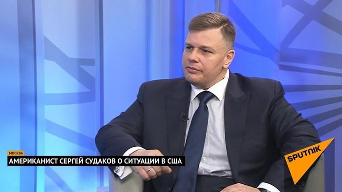 Сергей Судаков