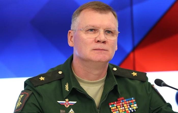 Игорь Конашенков фото